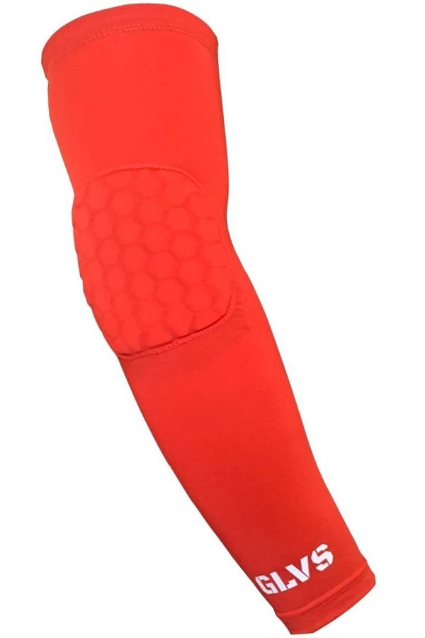 GLVS Padded Sleeve Red